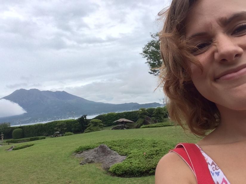 Volcanic Selfies are my new favorite kind of selfie.