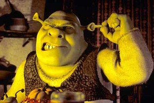 Shrek Ear Wax